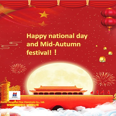Happy National day and Mid-Autumn Festival