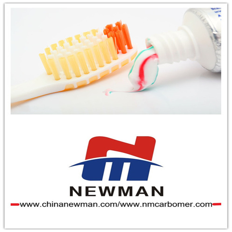 NM-Carbomer products behave better in oral care products